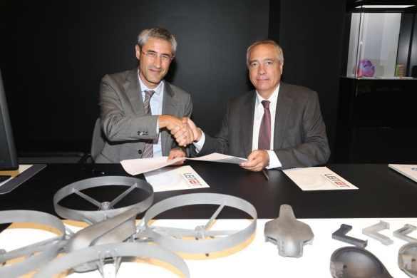 Convocatoria empresarial para participar en la primera incubadora de impresión de 3D europea