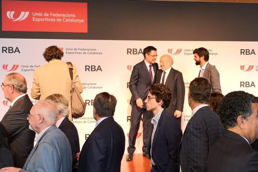 El Barça, más allá del fútbol. Conferencia de Josep Mª Bartomeu en RBA
