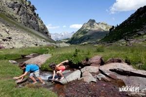 Los mejores cinco destinos para viajar con niños