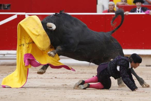 ¿Prohibirías las corridas de toros en España?