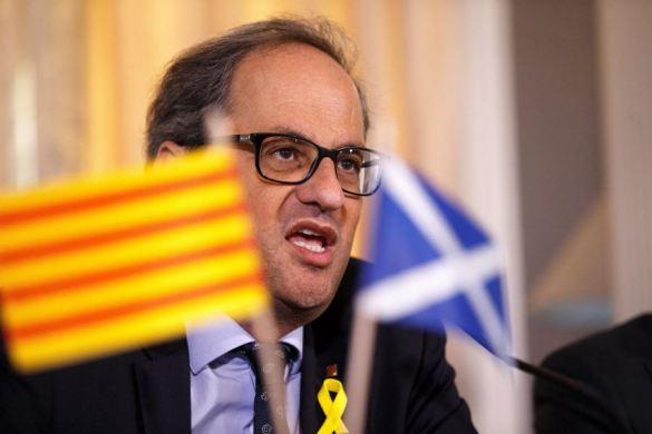 Enric Millo denuncia la creación de un departmanto para perseguir funcionarios no independentistas