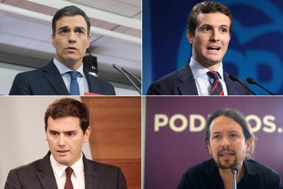 ¿quién prefieres de presidente del Gobierno de España?