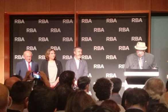 Walter Mosley gana el Premio RBA de Novela Policíaca 2018 con Traición