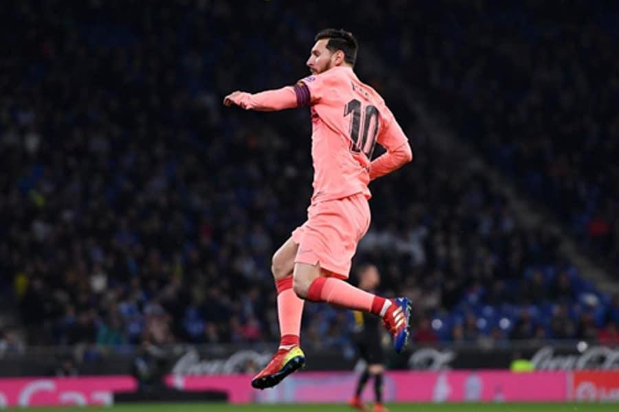 La Liga Santander un dominio Blaugrana