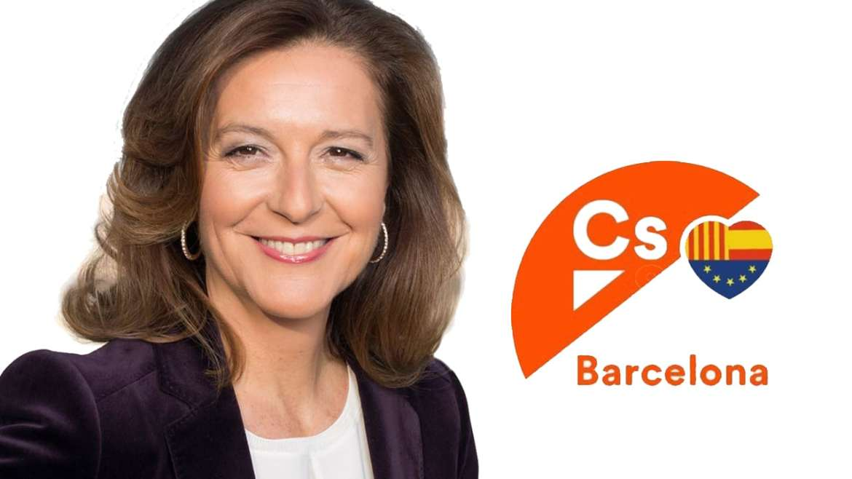 Carina Mejías, Cs Barcelona