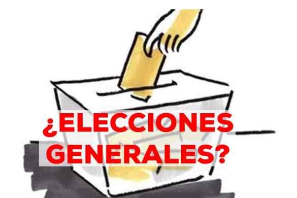 ¿Debería Pedro Sánchez convocar elecciones generales anticipadas?
