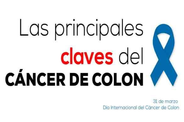 Día Mundial Contra el Cáncer de Colon, 31 de marzo.