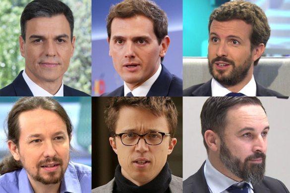 ¿Quien prefieres que sea el próximo presidente del Gobierno?