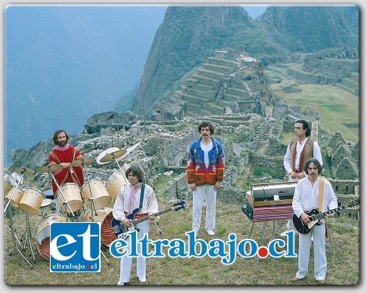 Los Jaivas serán los encargados de dar el vamos a la tradicional Fiesta de la Chaya en Putaendo.