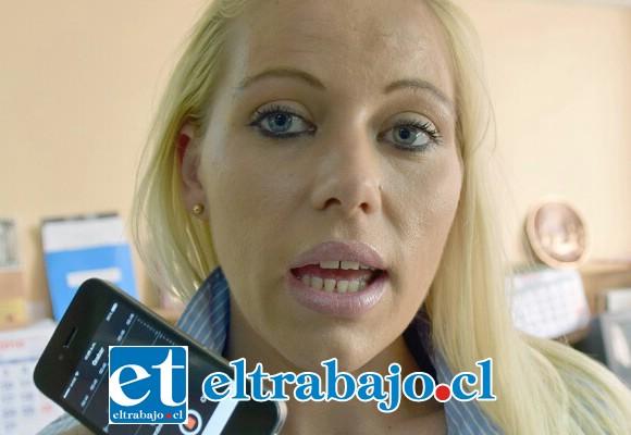 Hege Therese Rangvaldsen, madre europea que solicita al Tribunal de Familia un cambio de Familia Cuidadora para poder acceder a su hijo.