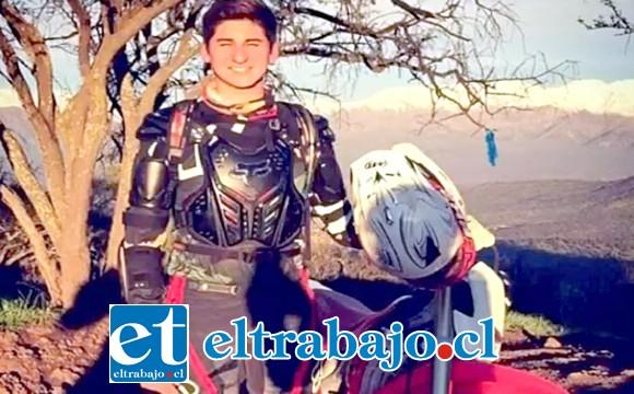 Tomás Jesús Gutiérrez Ramírez, alumno de 19 años de edad, falleció junto a su instructor.