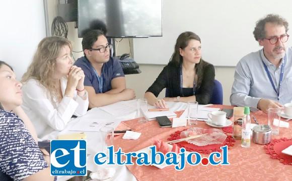 El Dr. Eduardo Sánchez, coordinador nacional de Procuramiento y Trasplante del Ministerio de Salud, visitó el hospital San Camilo, destacando que este recinto cuenta con la mayor tasa de donaciones del país.