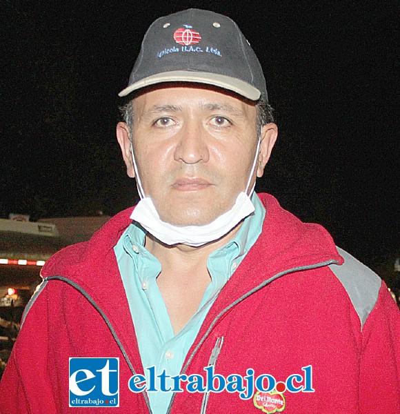 Ricardo Jaque, empresario de Agrícola Del Monte.