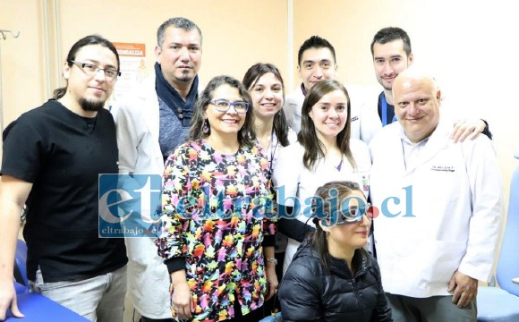 La llegada del equipo OCT para oftalmología y el Vhit (foto) para otorrino, los cuales tuvieron un costo millonario, permiten que los usuarios ya no deban viajar fuera del Valle para realizarse estos importantes exámenes.