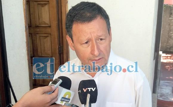 El directivo sanfelipeño Eduardo Olivares no obtuvo la cantidad de votos requerida para asumir como director de la ANFP.