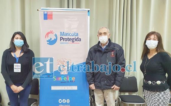 En el lanzamiento del programa, el alcalde Patricio Freire destacó la adjudicación de estos recursos que permitirá esterilizar a 500 mascotas.