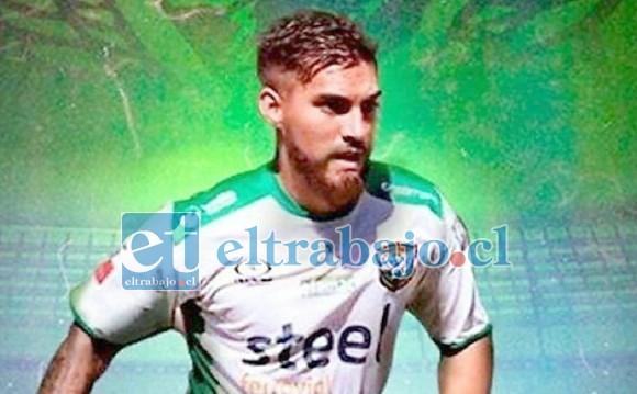 El jugador está llamado a convertirse en uno de los hombres importantes en la escuadra andina.