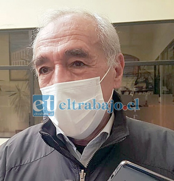 Acalde Patricio Freire Canto.