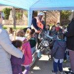 Concientizan a los niños sobre la vía pública