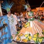 Carnavales multitudinarios en la ciudad