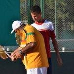 El lunes comenzó la pretemporada de tenis de El Expreso