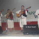Los Cantores del Alba brillaron en El Expreso