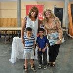 La Escuela Manuel Belgrano recibió aportes para construir un aula y un baño