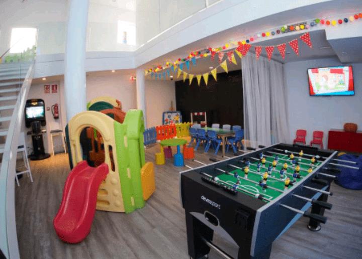 Hotel temático para niños en Ibi (Alicante)