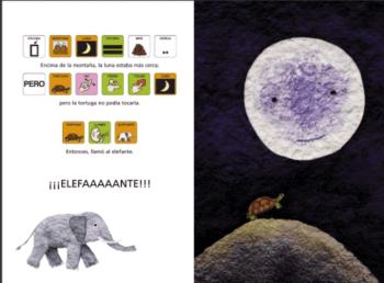 ¿A qué sabe la luna? cuento primeros lectores