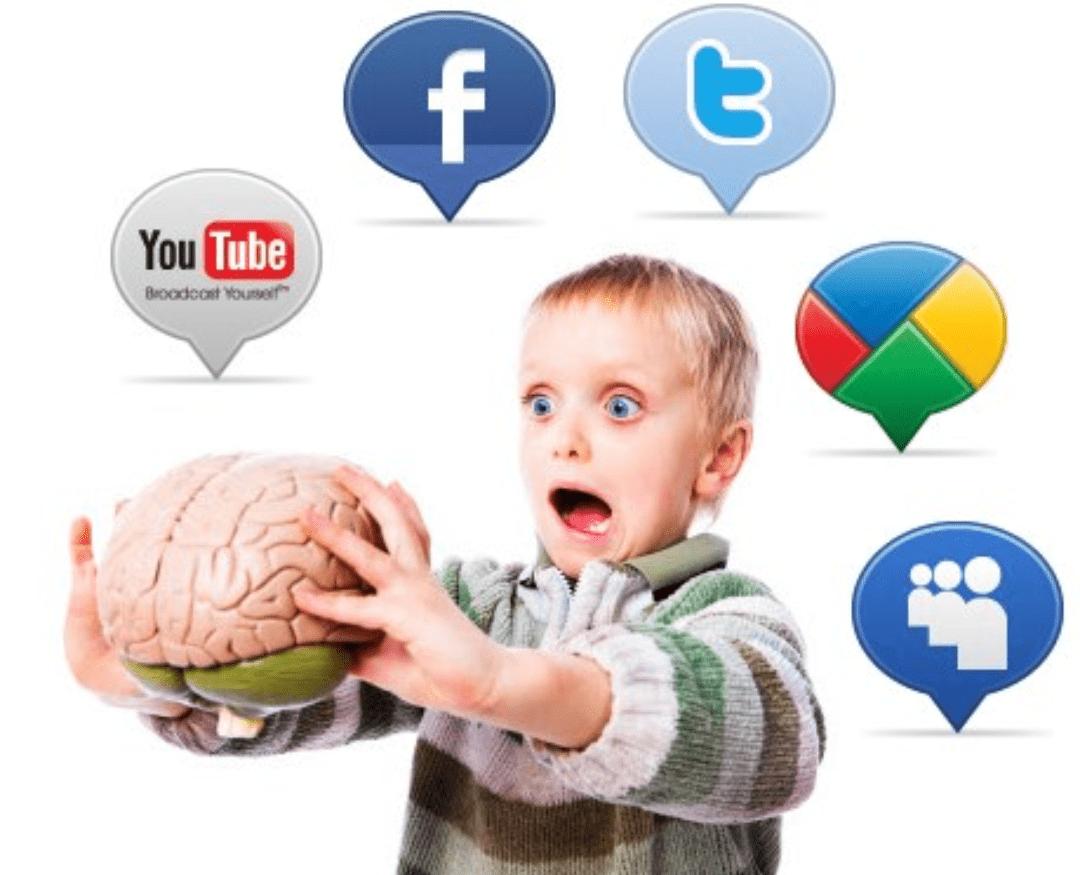 Niños y redes sociales: ¿una mezcla explosiva?