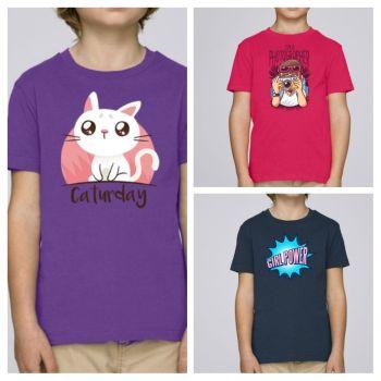 Camisetas personalizadas Xtampados