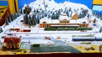 Modelismo ferroviario y maquetas a escala
