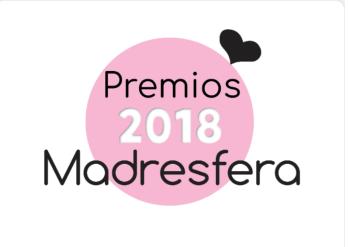 #PremiosMadresfera2018 mi blog nominado