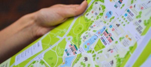 Las apps más útiles para viajar Maps.me
