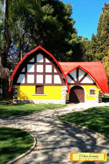La Casita de Blancanieves Huesca parque