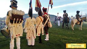 Recreación histórica en Ciudadela deJaca