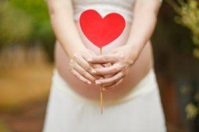 Madre embarazada información