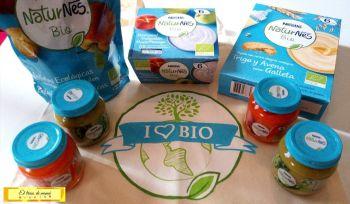 Nestlé Naturnes Bio Sorteo