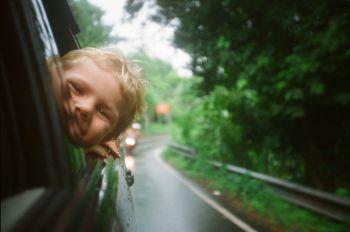 Niños y viajes