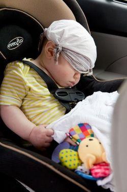 Asientos para niños en coche