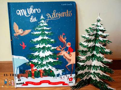 Mi libro del Adviento Navidad SM