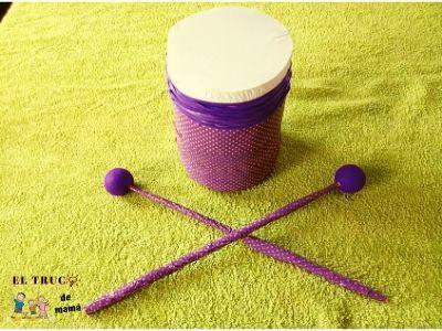 Instrumento musical DIY