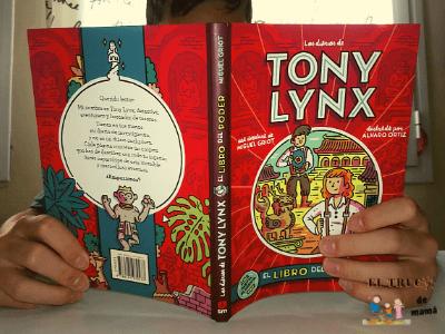 Los diarios de Tony Lynx El libro del poder