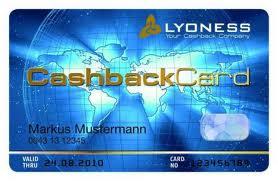 Lyoness Cashback Card