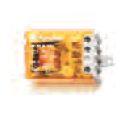 Finder 27.01, példa - Finder 27-es sorozat - Kompakt léptető-relék, impulzus-relék