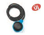 Finder 72.A1 úszó szintkapcsoló (úszókapcsoló), példa - Finder 72 - Folyadékszint-figyelő relék, úszó szintkapcsolók