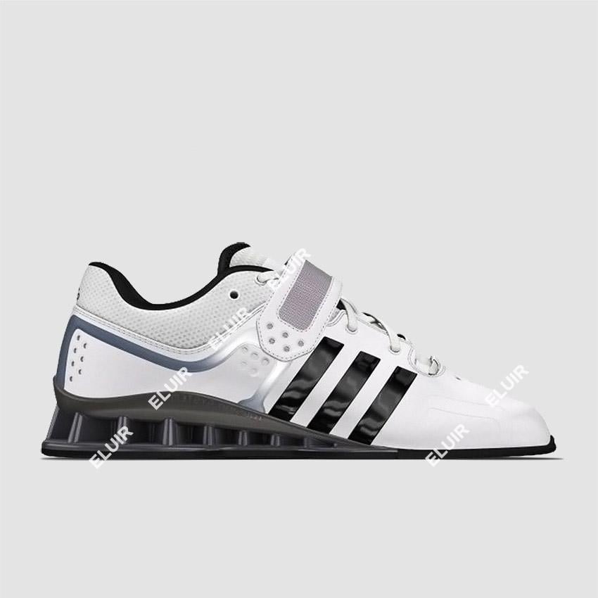 Adidas adiPower Weightlifting Shoes - White  5dba04e03
