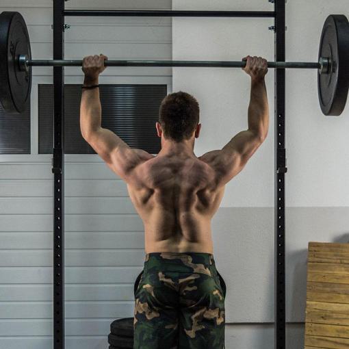ELUIR Squat Stand Pro - Workout 2