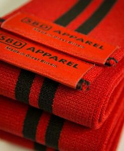 SBD Training Knee Wraps - Detail 2