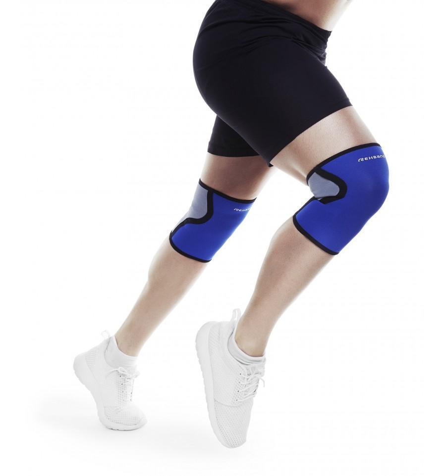 Αποτέλεσμα εικόνας για rehband knee blue 7953